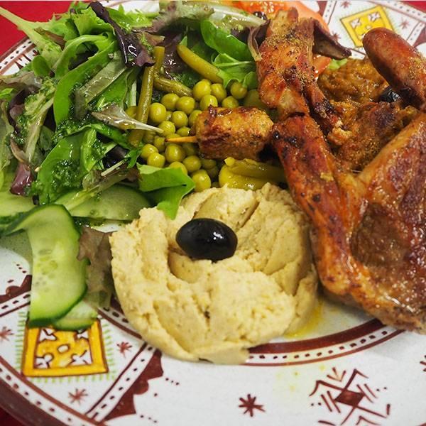 Le Riad - Restaurant Avignon